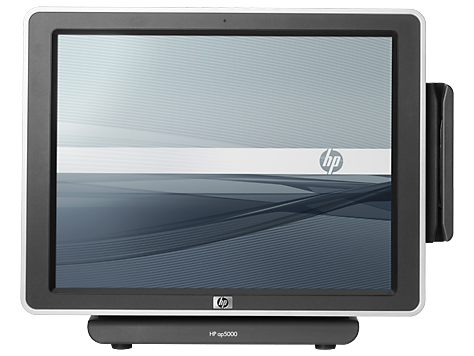 HP ap5000 All-in-One salgsterminalsystem