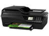 HP Officejet 4620 e-All-in-One Printer - Left
