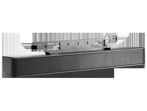 Barra de altavoces LCD HP