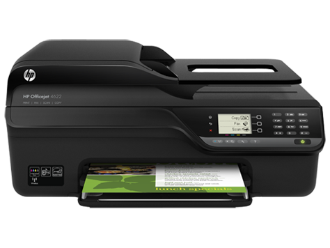 HP Officejet 4622 e-All-in-One Drucker