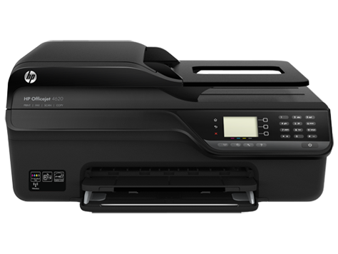 HP Officejet 4620 e-All-in-One Printer - Driver Downloads ...