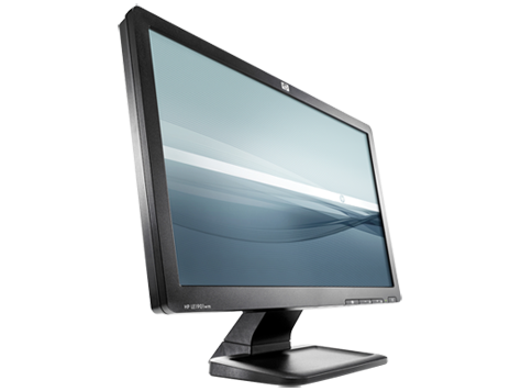 Monitor LCD HP LE1901wm widescreen de 19 polegadas
