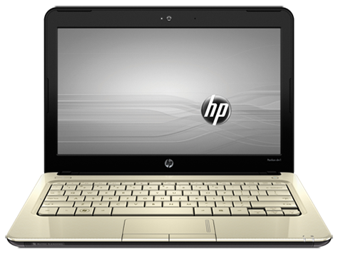 PC notebook HP Pavilion para entretenimento série dm1-2100