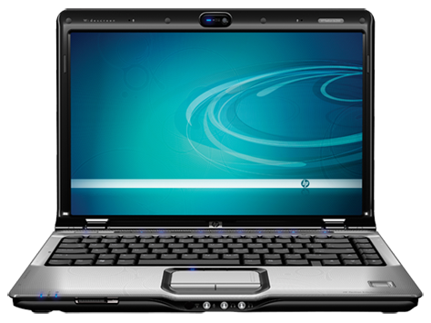 HP Pavilion dv2500 Entertainment Notebook-PC-Serie