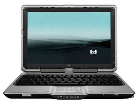HP Pavilion tx1400 notebook pc-serien
