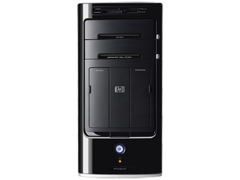 HP Pavilion Media Center m8500 desktop pc-serien