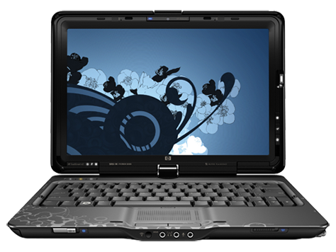 HP TouchSmart tx2-1100 Notebook pc-serie