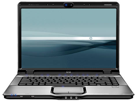 HP Pavilion dv6400 Entertainment Notebook pc-serien