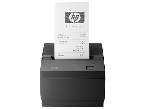 HP PUSB-thermische kassabonprinter