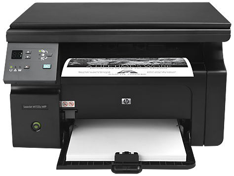 HP LaserJet Pro M1132s Multifunktionsdruckerserie