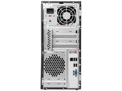 Compaq 500B Microtower-PC