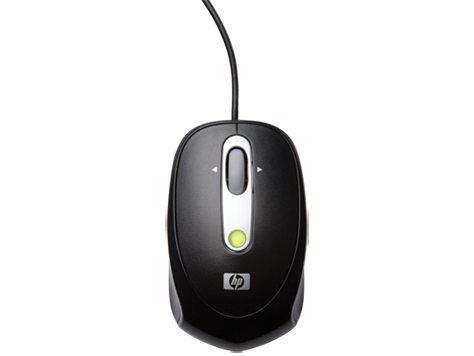 Mini-souris laser sans fil mobile HP