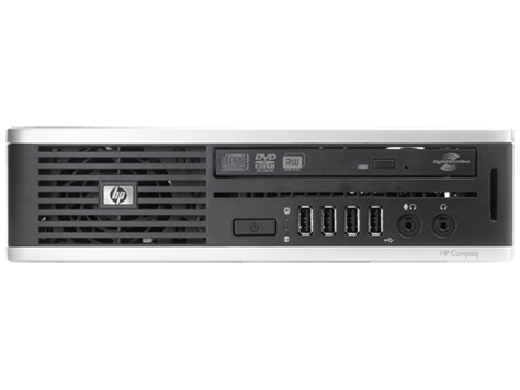 HP Compaq 8000f Elite ultraslank desktop pc
