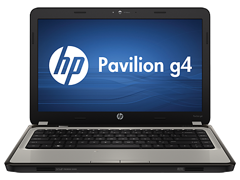PC notebook HP Pavilion série g4-1300