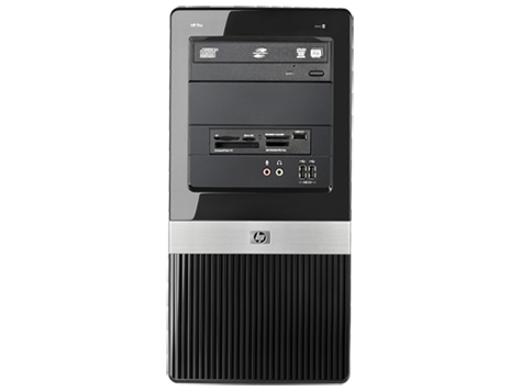 HP Pro 3015 Microtower PC