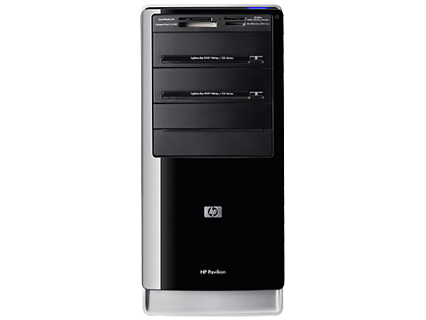 HP Pavilion a6400 Desktop PC series