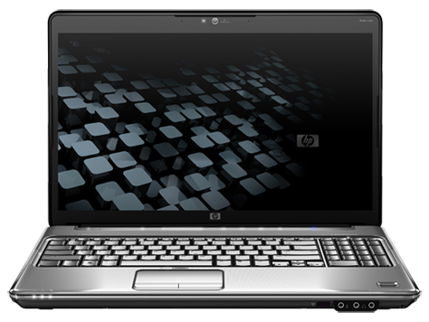 HP Pavilion dv6-1300 Entertainment Notebook PC-serien