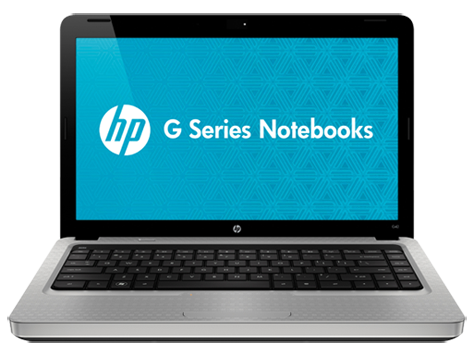 HP G42-300 notebook sorozat