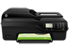 HP Officejet 4610 All-in-One Printer - Center