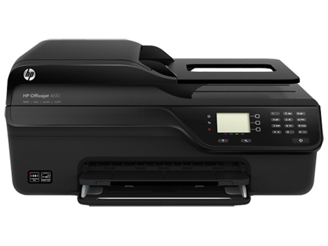 HP Officejet 4610 多合一印表機系列
