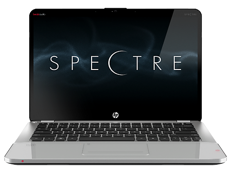 Notebook HP ENVY série 14-3000 SPECTRE
