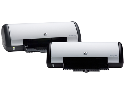 HP Deskjet D1400 Printer series