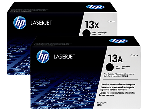 HP 13 LaserJet Toner Cartridges