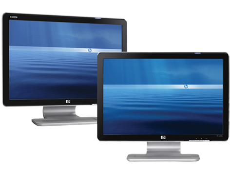HP 21 inch Flat Panel Monitor series