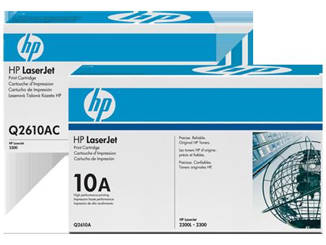 Kasety z tonerem HP 10 LaserJet