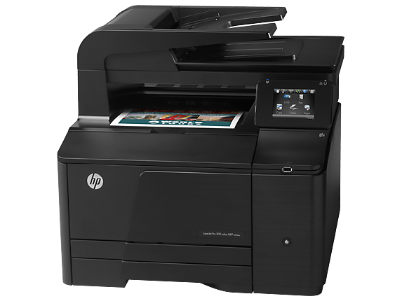 HP® LaserJet Pro 200 Color MFP M276nw