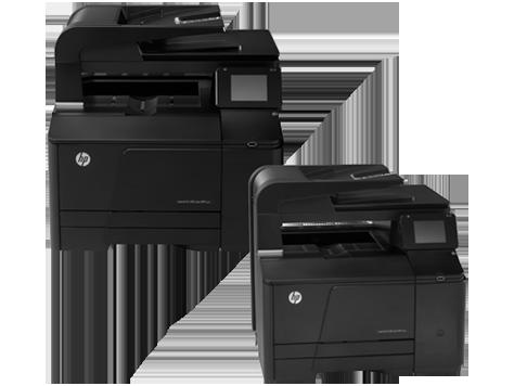 Έγχρωμος πολυλειτουργικός εκτυπωτής HP LaserJet Pro 200 M276