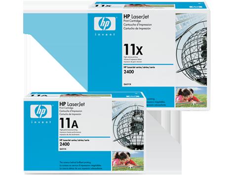 HP 11 LaserJet tonerkassetter