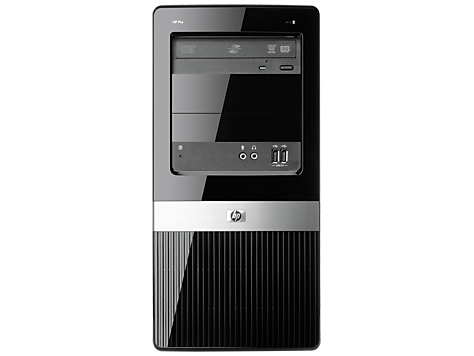 HP Pro 3120 minitower-pc