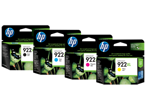 HP 922 Ink Cartridges