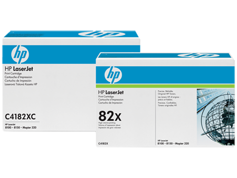HP 82 LaserJet Toner Cartridges