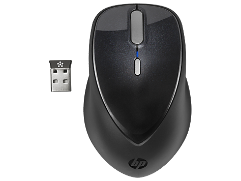 Mouse wireless HP x5000 con sensore touch