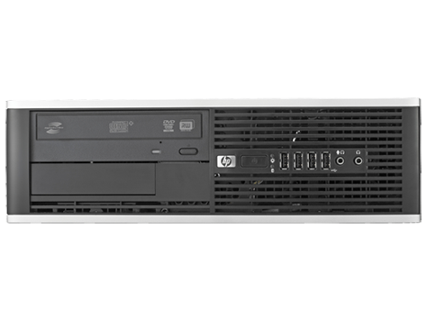 PC HP Compaq 6000 Pro con factor de forma reducido