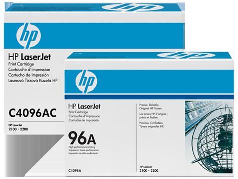 HP 96 LaserJet-Tonerkassetten