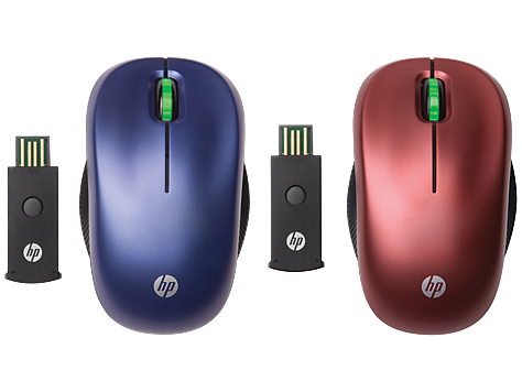 HP trådlös optisk mus