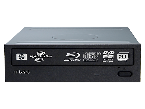 HP Blu-ray Disc Writer series