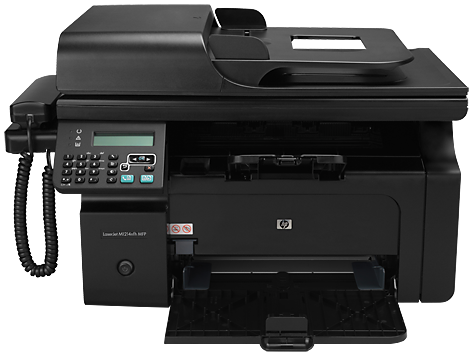 HP LaserJet Pro M1214nfh Multifunction Printer series