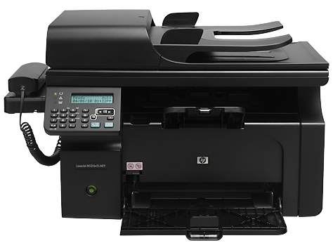 HP LaserJet Pro M1216nfh Multifunction Printer series