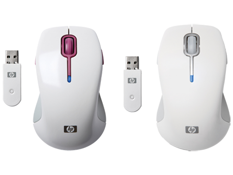 HP Wireless Comfort Mouse series