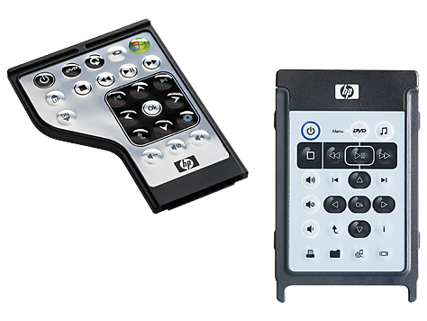 HP Pavilion Mobile Remote Controls