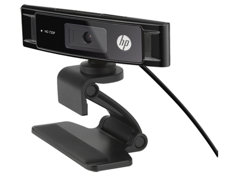 HP HD 3300 Webcam