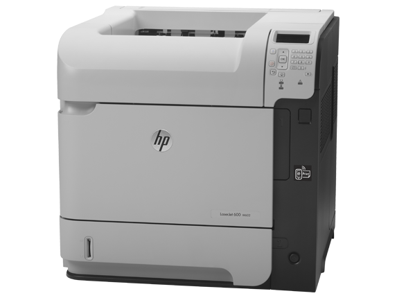 HP LaserJet Enterprise 600 Printer M602dn - Left