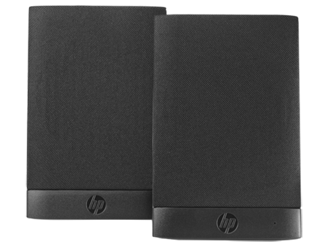 HP Thin USB Powered Speakers