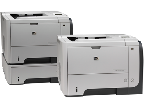 סדרת מדפסות HP LaserJet Enterprise P3015