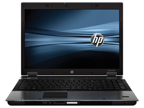 תחנת עבודה HP EliteBook 8740w Mobile