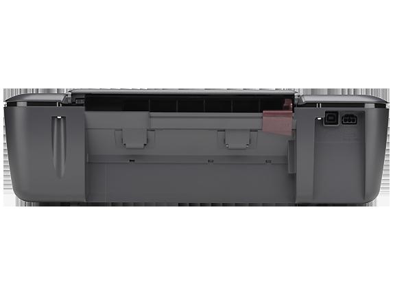 HP Deskjet 2000 Printer - J210b - Rear